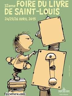 Foire du Livre Saint-Louis