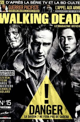 Walking Dead Le Magazine Officiel #15