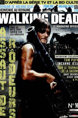 Walking Dead Le Magazine Officiel #16