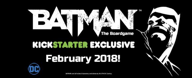 Batman The Boardgame