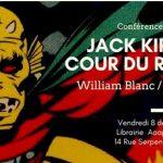 Jack Kirby à la cour du Roi Arthur