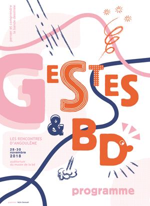 Colloque Gestes & BD (Angoulême)