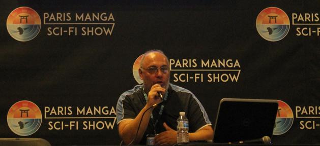 Paris Manga & Sci-Fi Show: captation des conférences sur Tom King et Daredevil