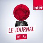 Intervention au Journal de 18h sur France Inter (13/12/2018)