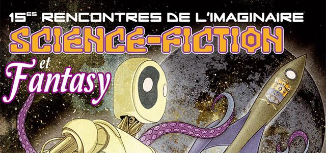 Captation de la conférence Les écrivains de Science-Fiction, scénaristes de comics