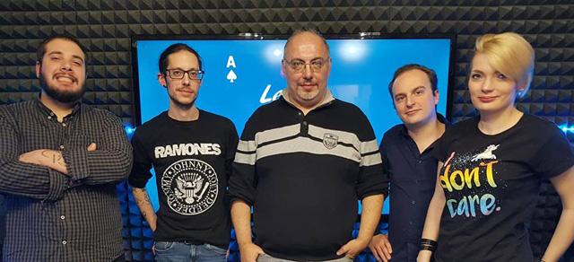 Emission spéciale super-héros français sur Radio VL