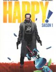 Coffret DVD BluRay Happy! Saison 1