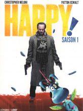 Coffret DVD BluRay Happy! Saison 1