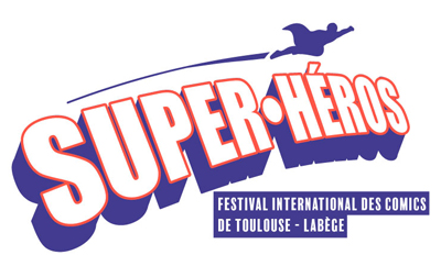 Avril 2019, mois des Super-Héros