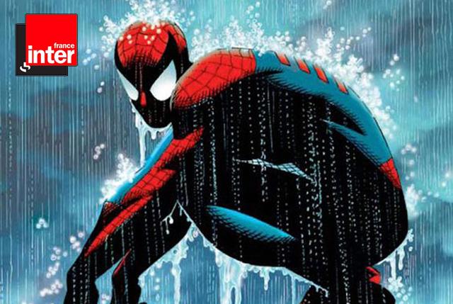 Blockbusters émission spéciale Spider-Man / France Inter (04/07/2019)